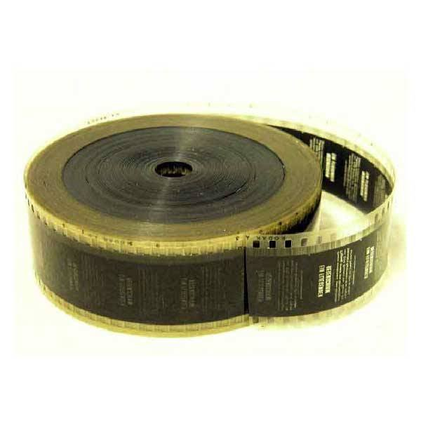 12: Collectables - Two 35mm archive films, spliced toge