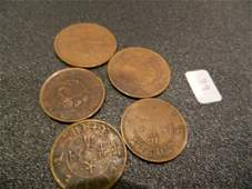 China Cash Coins