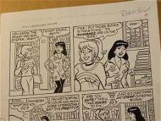 Dan Parent Comic Pg. 19 Original