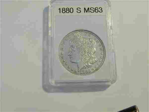 1880 S Morgan MS++