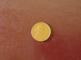 1909 Vbd Wheat Cent, Circulated
