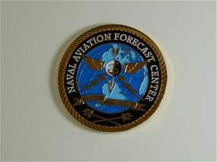 Medal Naval Aviation Forcast Center Comanding Officer