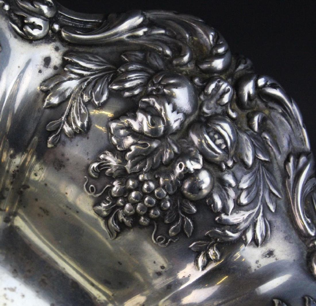 Reed Barton Francis I Sterling Silver Ornate Bowl 288g - 6