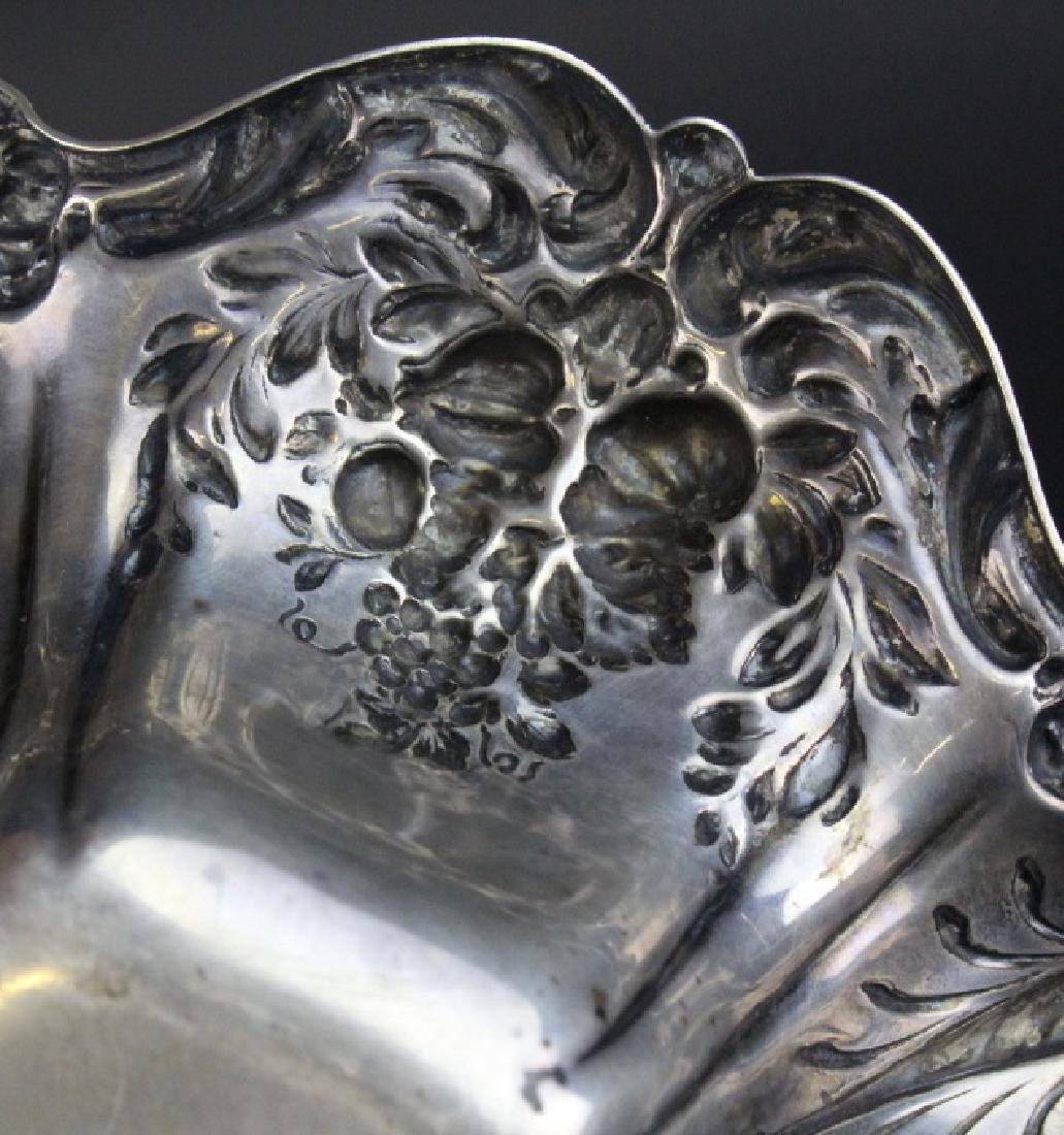 Reed Barton Francis I Sterling Silver Ornate Bowl 288g - 7