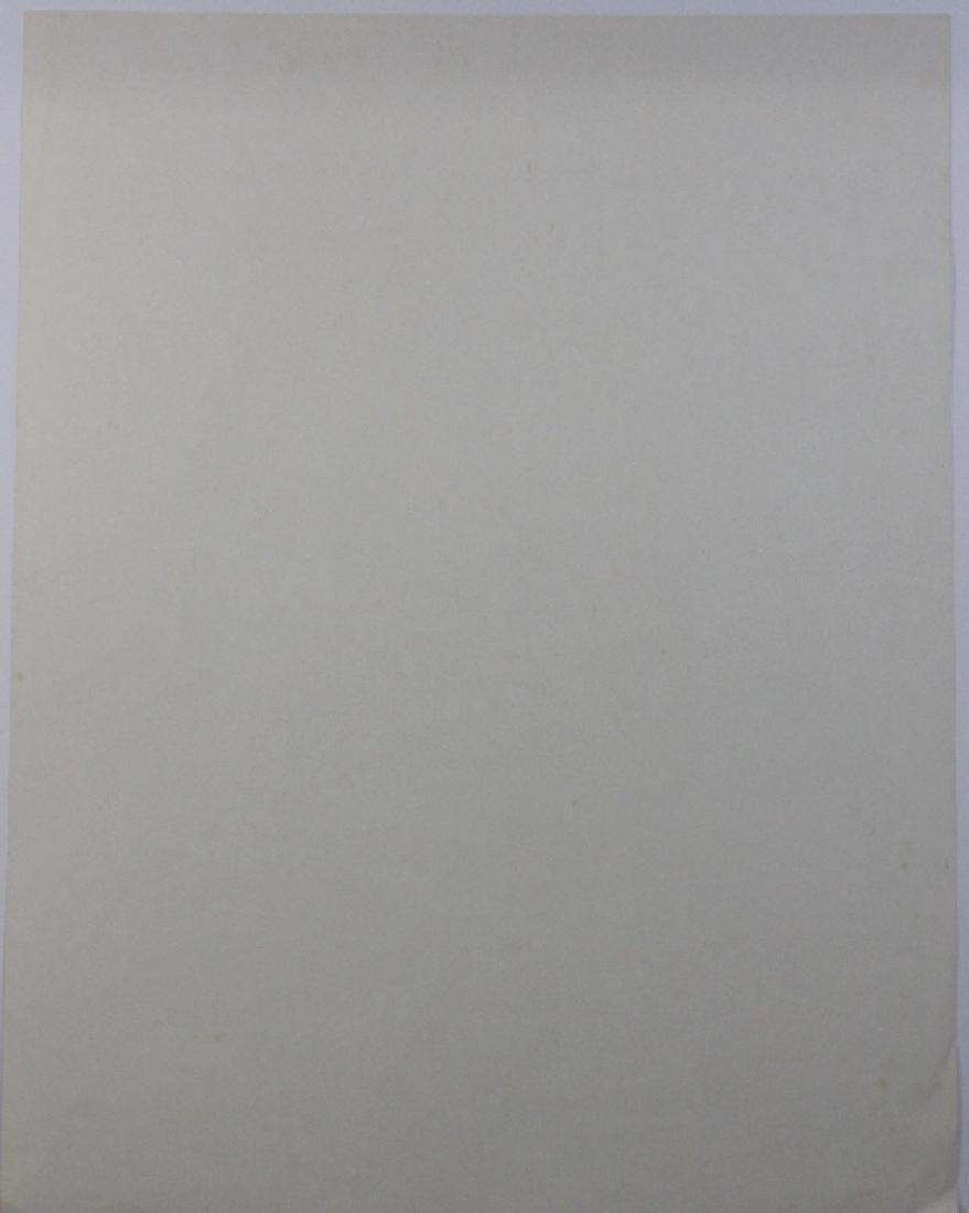 Jean Dubuffet Galerie Berggruen Poster 1960 Bass Museum - 5