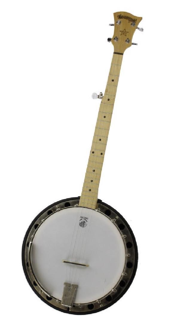 BANJO Goodtime Deering Company Five 5 String Banjo