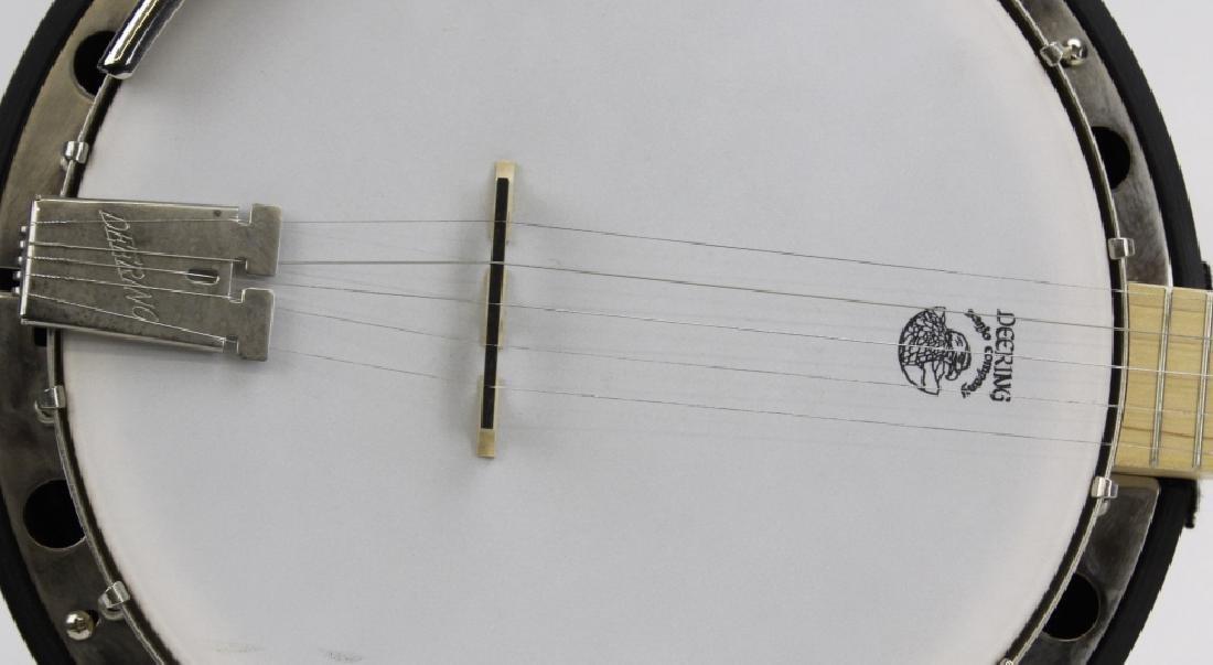 BANJO Goodtime Deering Company Five 5 String Banjo - 2