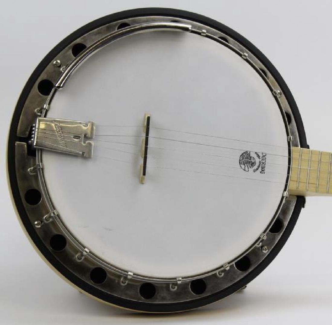 BANJO Goodtime Deering Company Five 5 String Banjo - 3