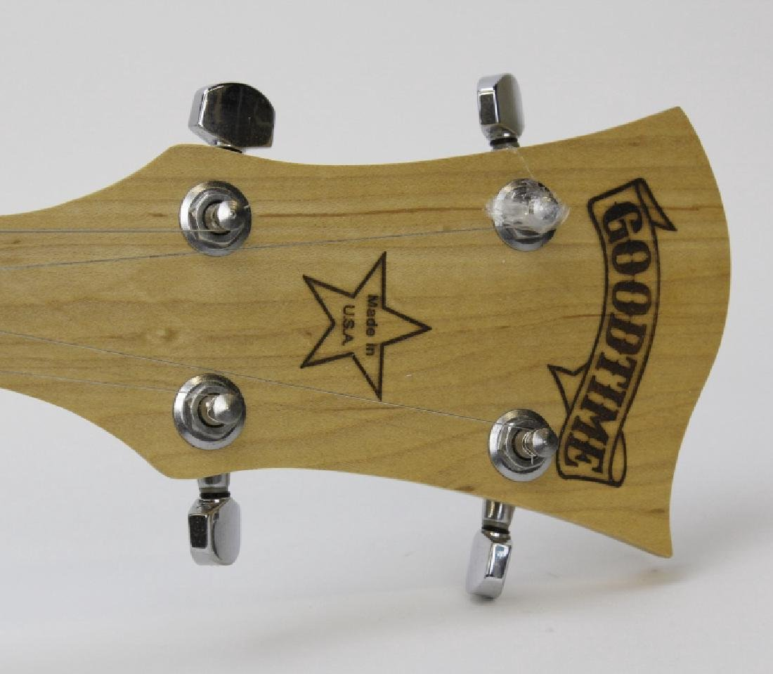 BANJO Goodtime Deering Company Five 5 String Banjo - 4