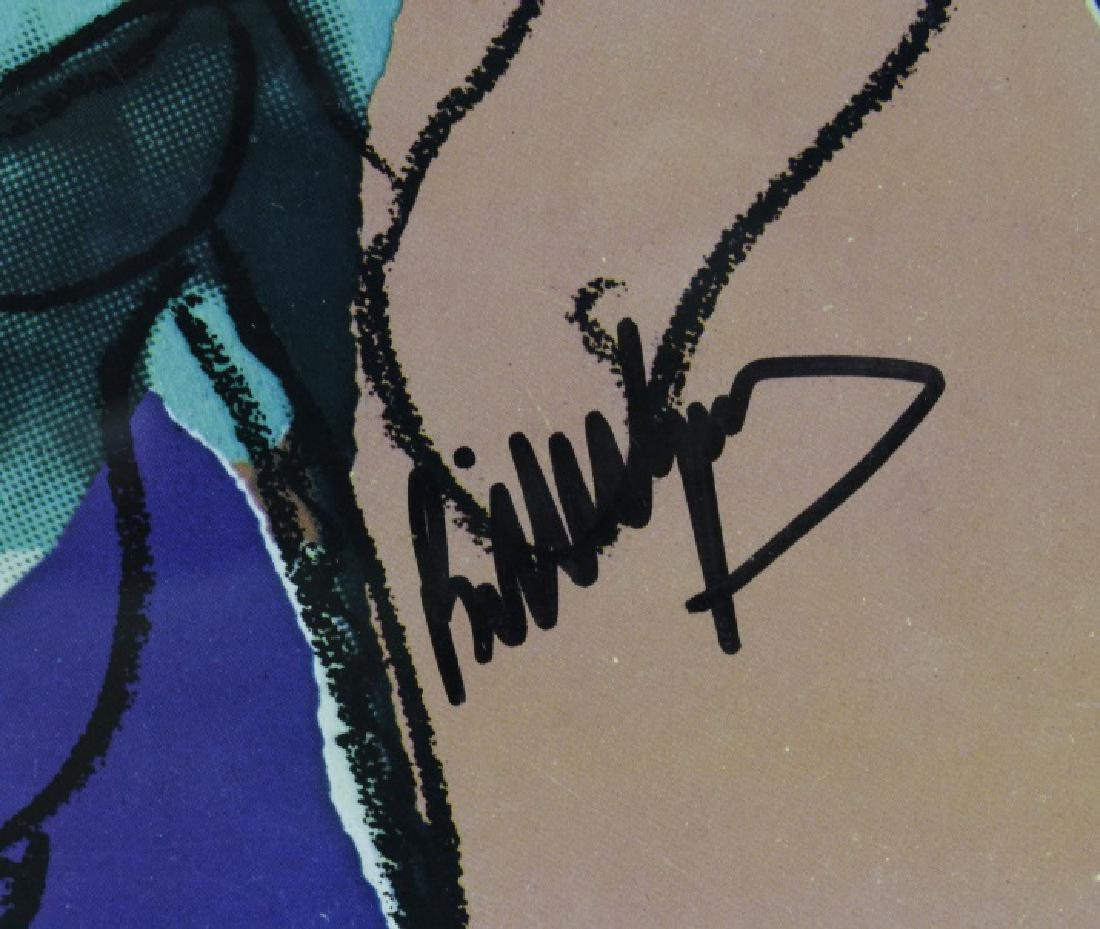SIGNED Rolling Stones Andy Warhol Cover Art Autographed - 7
