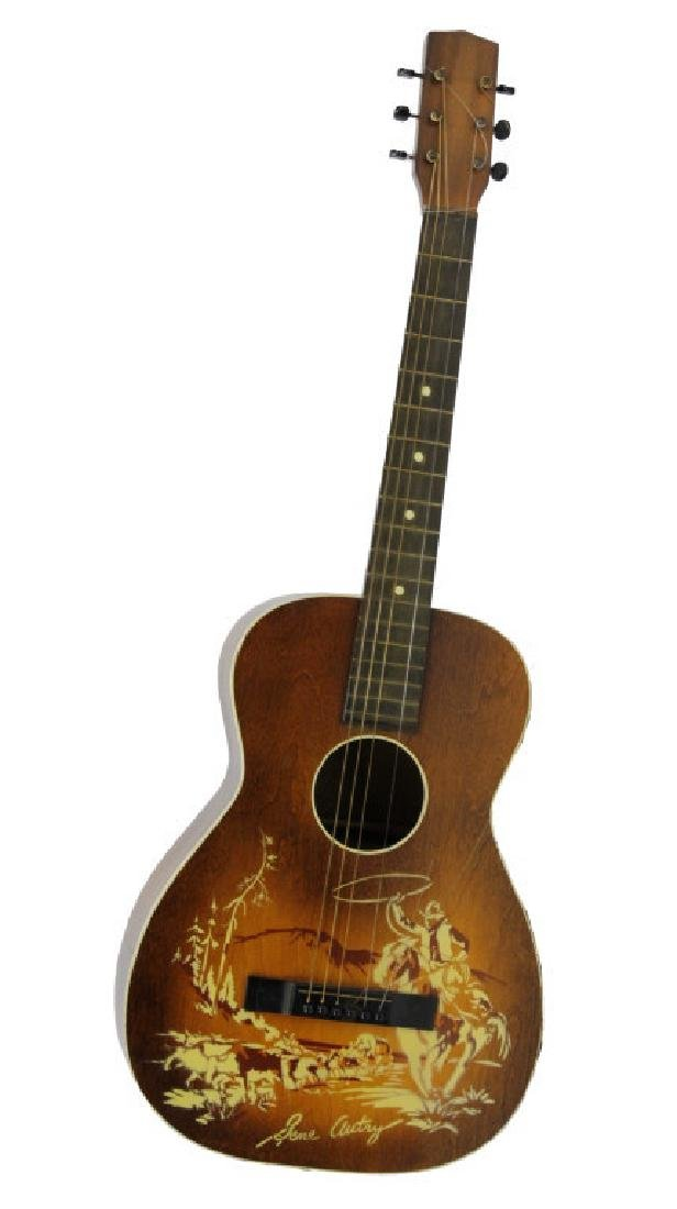 HARMONY Circa H1088 Gene Autry Acoustic Guitar