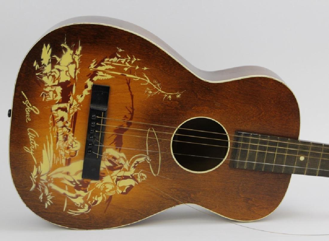 HARMONY Circa H1088 Gene Autry Acoustic Guitar - 2