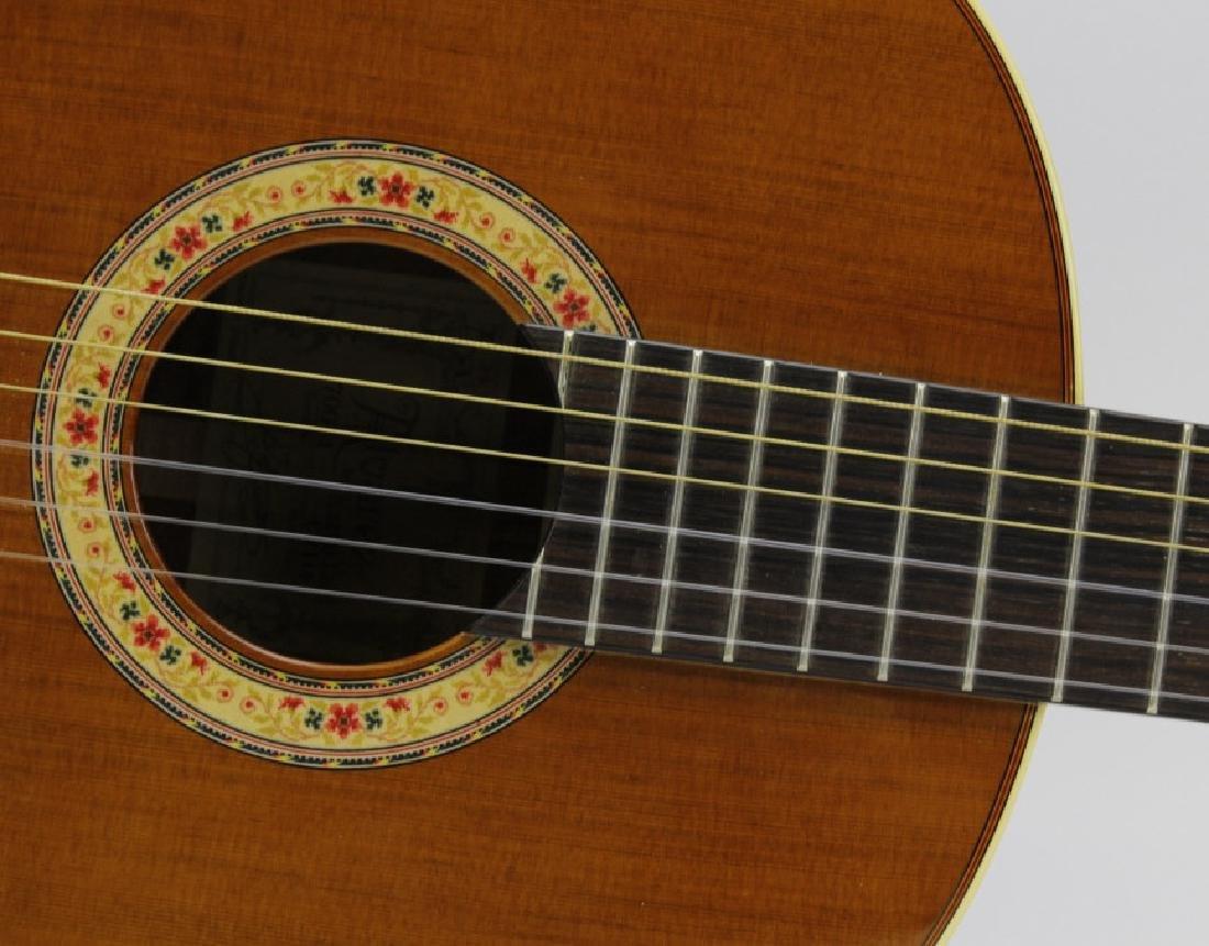 ALVAREZ Kazuo Yairi CY116 Acoustic 6 string Guitar - 3