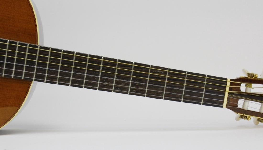 ALVAREZ Kazuo Yairi CY116 Acoustic 6 string Guitar - 5