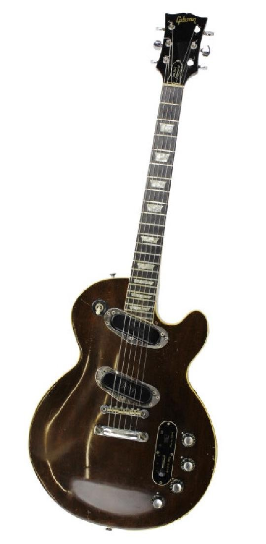 GIBSON 1972 Les Paul Professional Electric Guitar