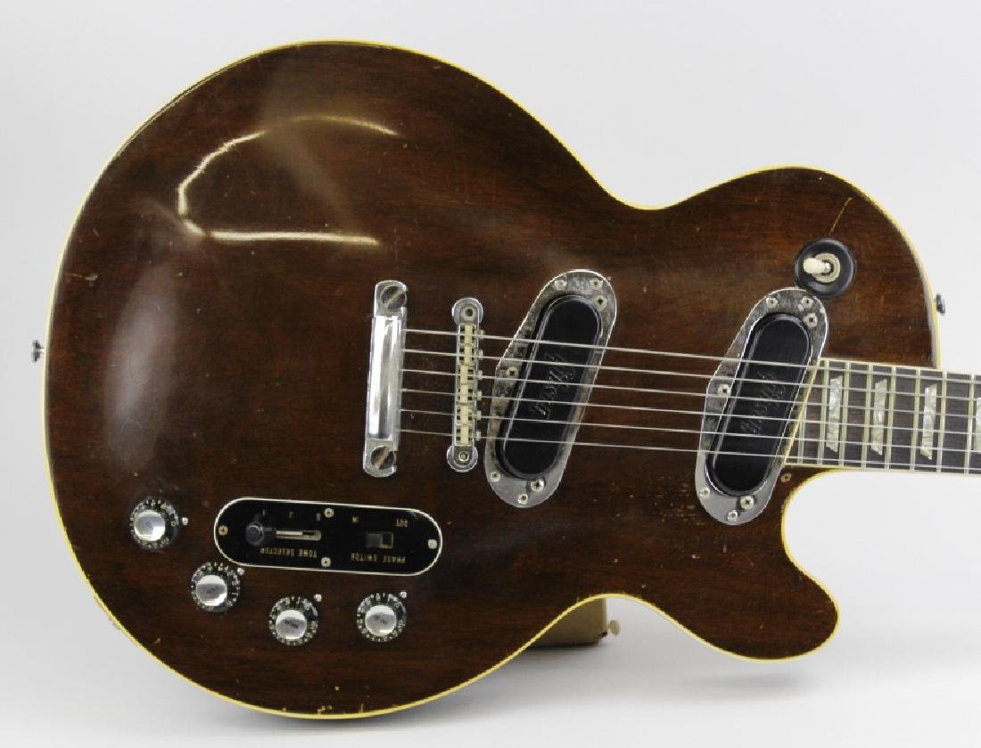 GIBSON 1972 Les Paul Professional Electric Guitar - 2