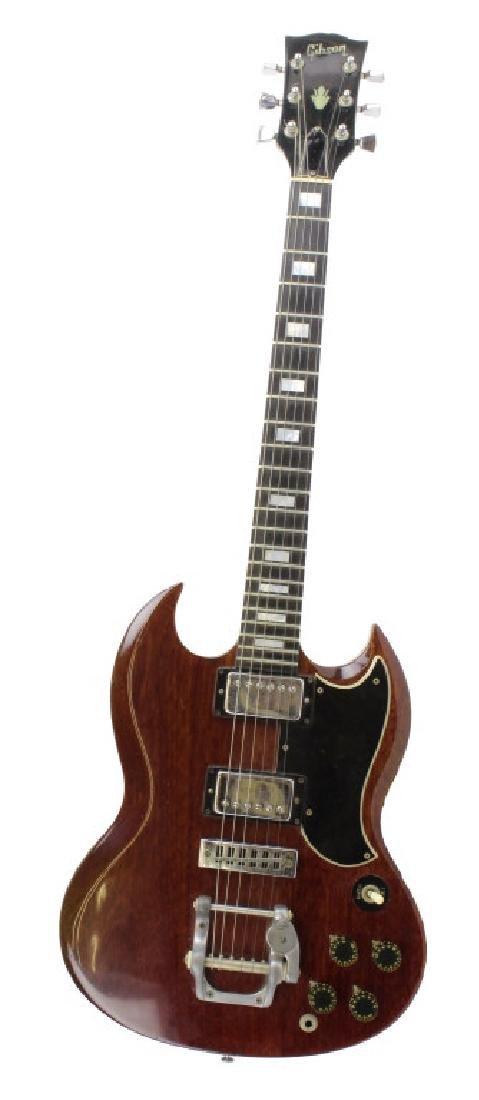 GIBSON SG Electric Six 6 String Guitar SN# 109820