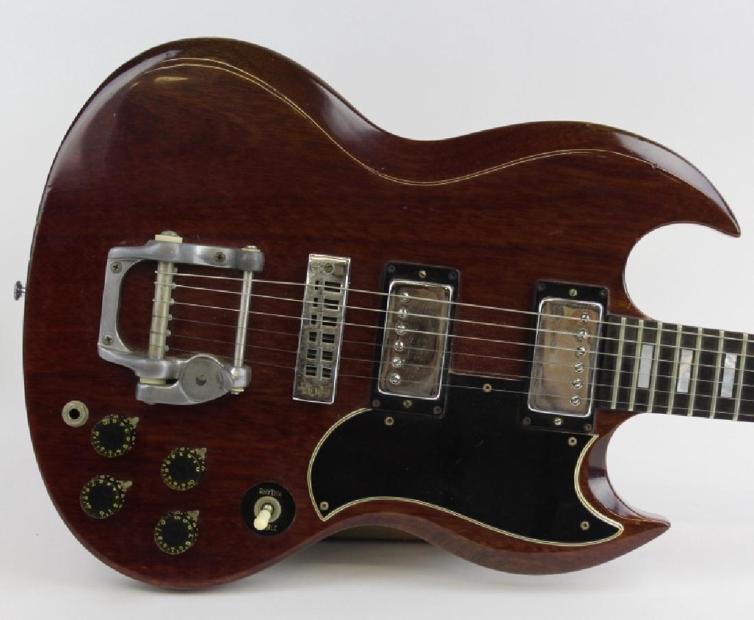 GIBSON SG Electric Six 6 String Guitar SN# 109820 - 2