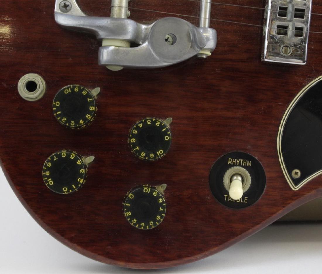 GIBSON SG Electric Six 6 String Guitar SN# 109820 - 4
