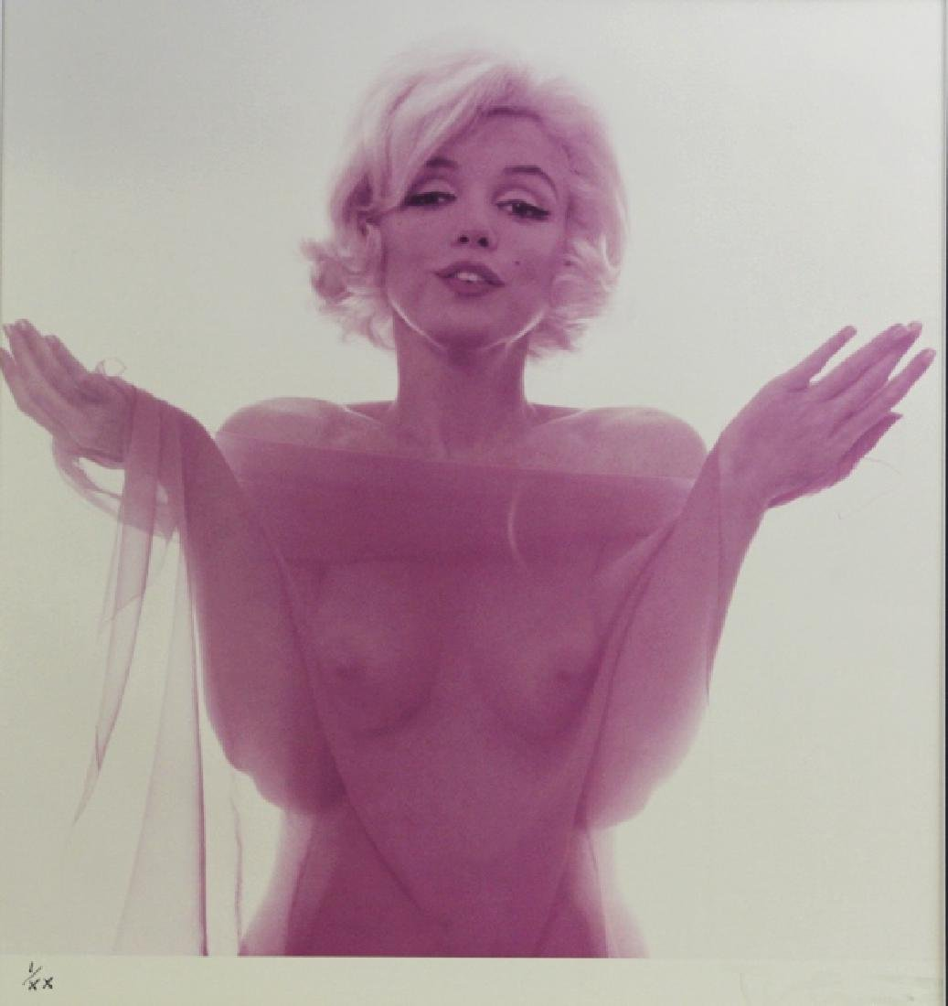 Bert Stern Last Sitting Marilyn Monroe Photo Photograph