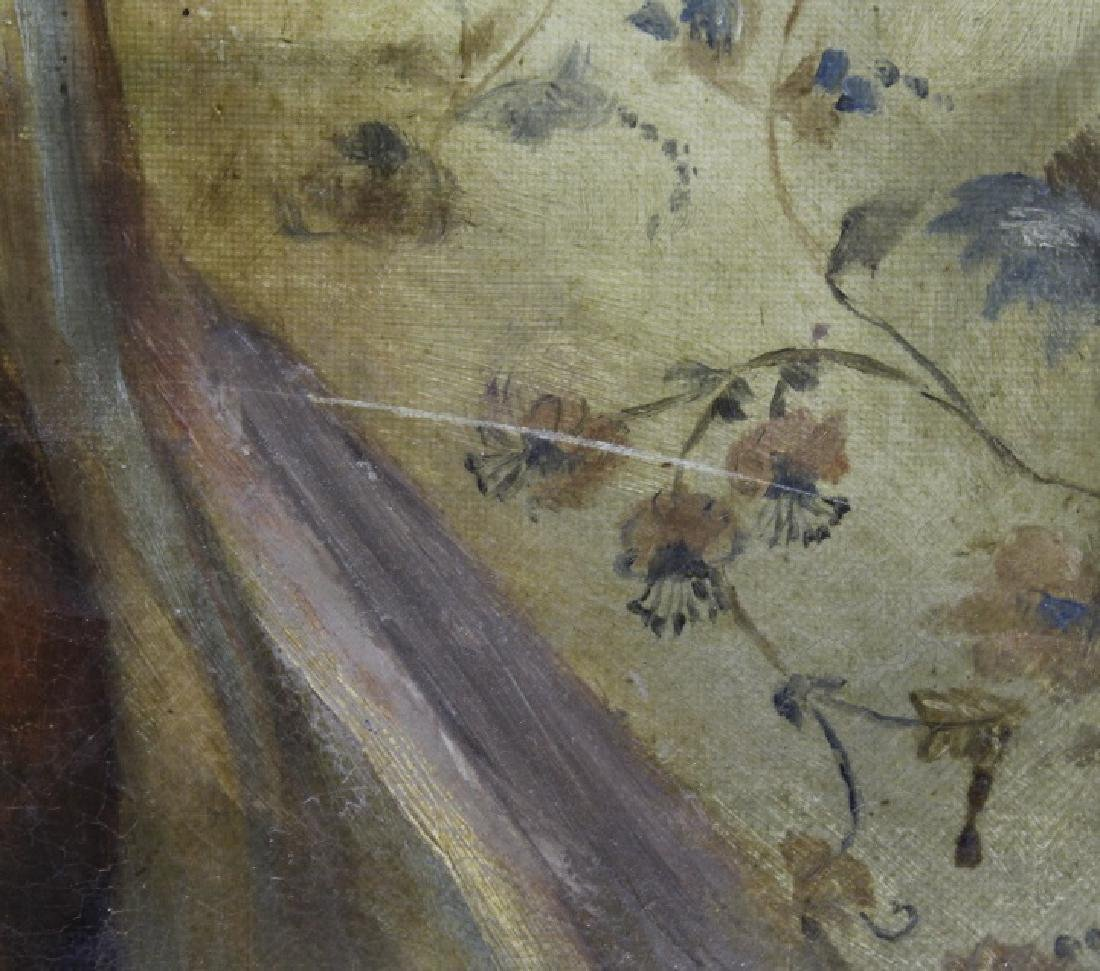 C Graves 1880s Orientalist Oil Painting LISTED ARTIST - 3