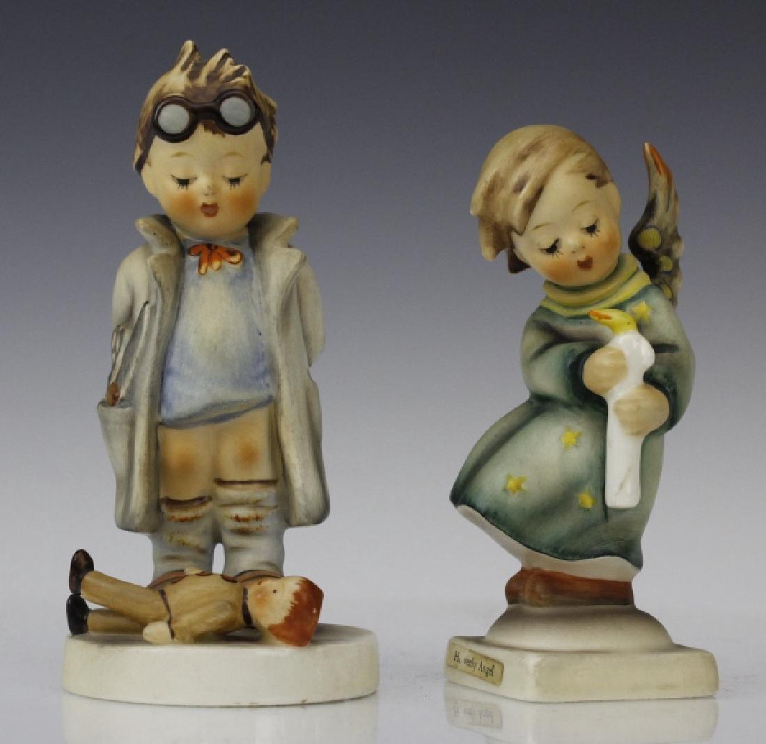 Cute ESTATE Lot of 5 Hummel Porcelain Figurines - 4
