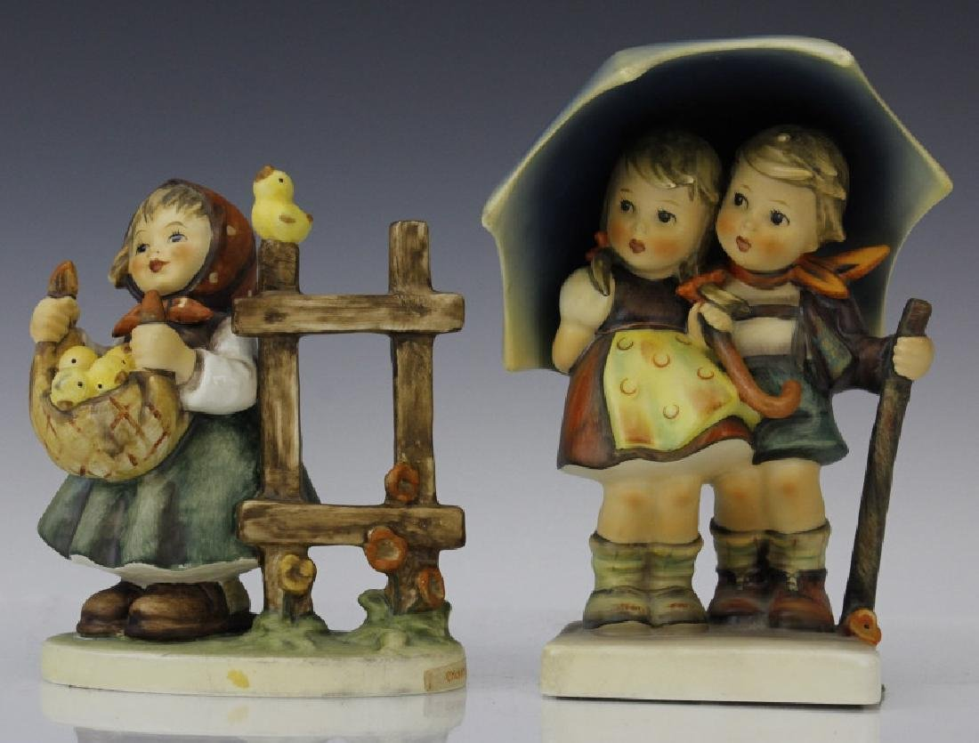 Cute ESTATE Lot of 5 Hummel Porcelain Figurines - 3