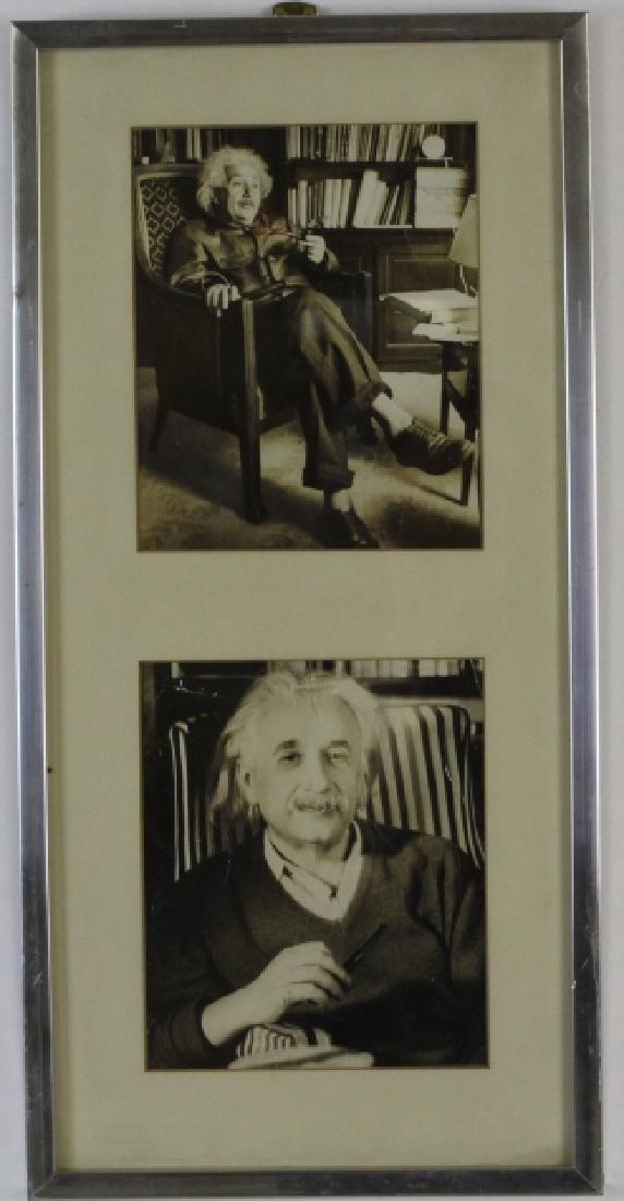 Original ALBERT EINSTEIN Black & White Photograph Photo