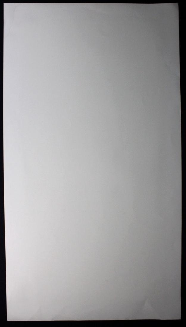 Large VICTOR VASARELY Op Art L/E Silkscreen Print - 9