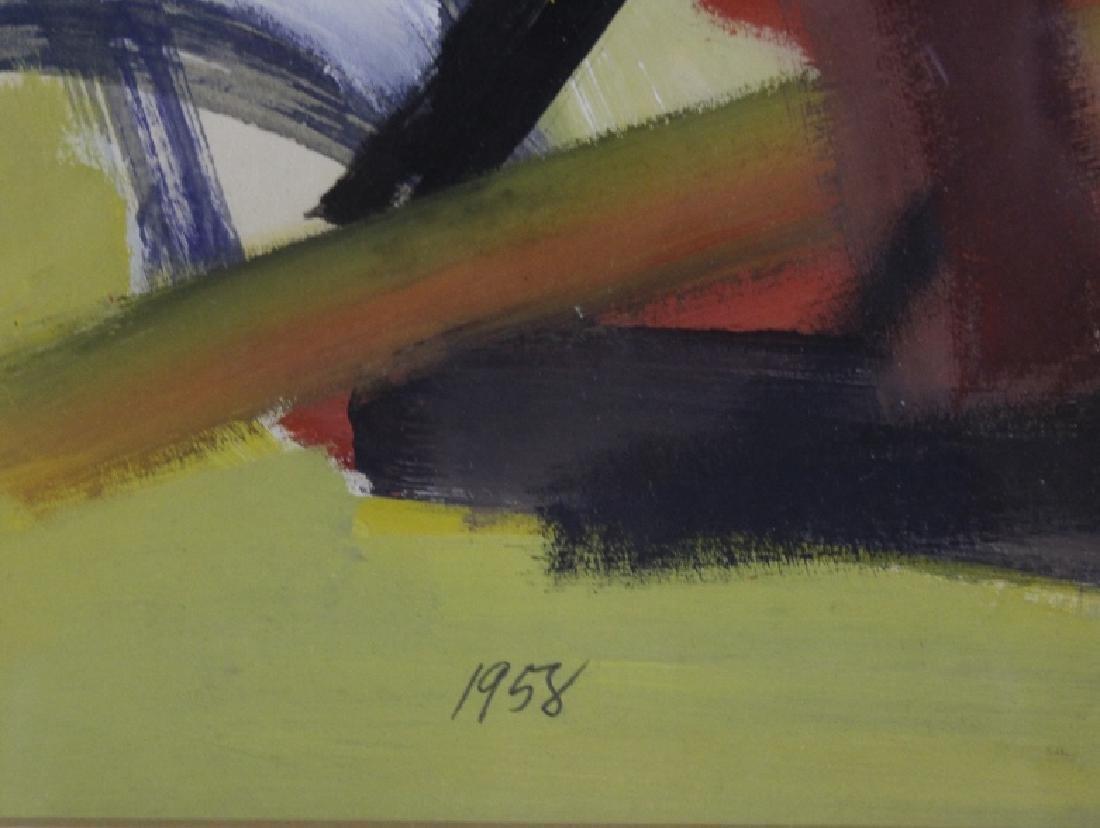 GIUSEPPE NAPOLI New York School Abstract Painting - 4