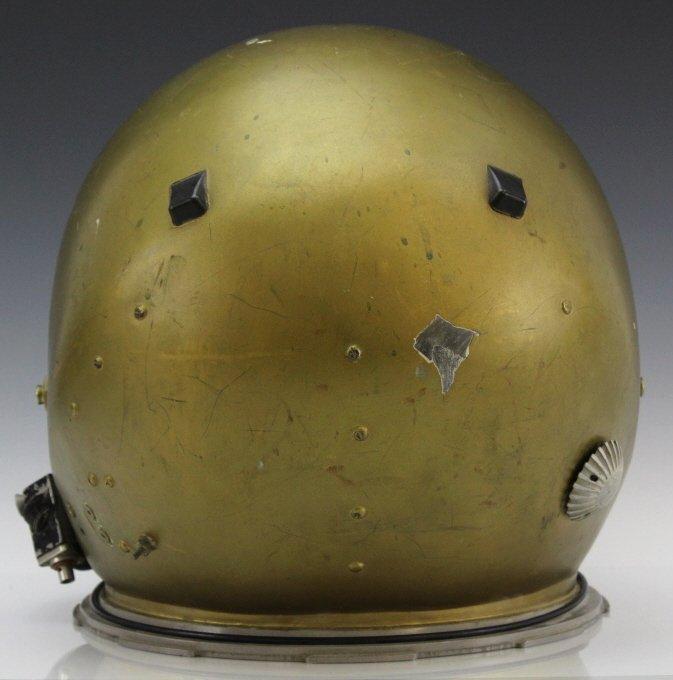 Early Pre Mercury Prototype Space Astronaut Helmet - 3