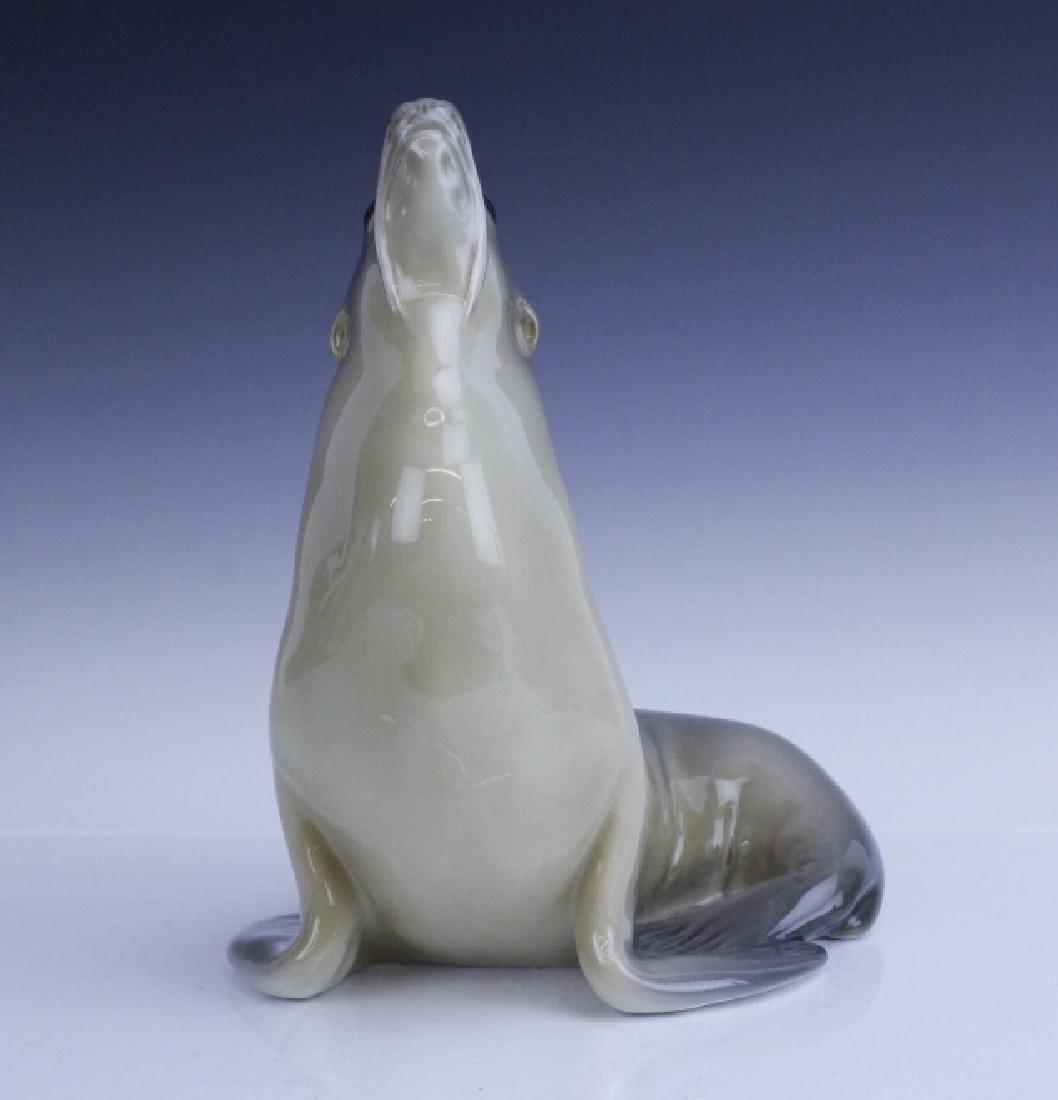 Large Royal Copenhagen Seal Figurine #253 - 7