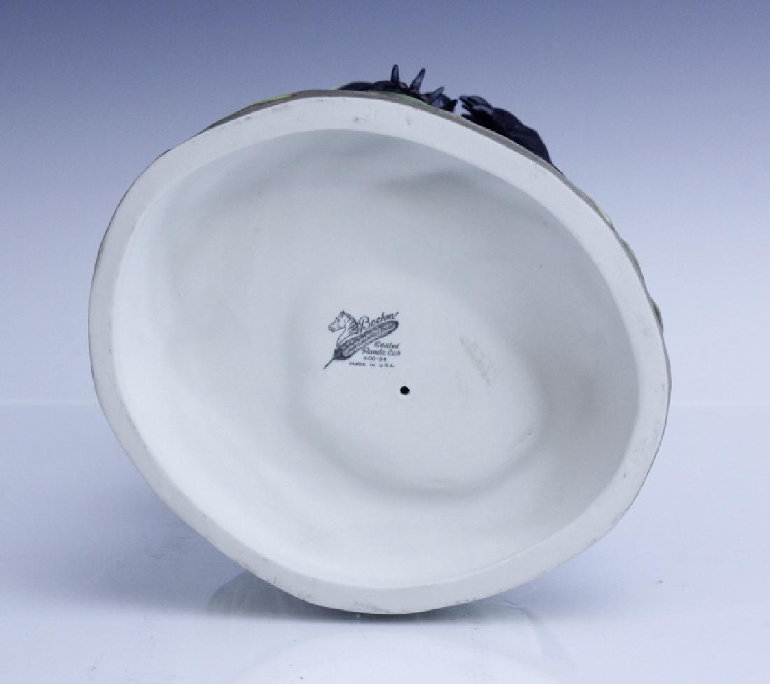 BOEHM Seated Panda Bear Cub Porcelain Figurine - 6