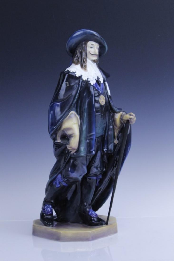 Large Royal Doulton KING CHARLES Figurine HN2084 - 8