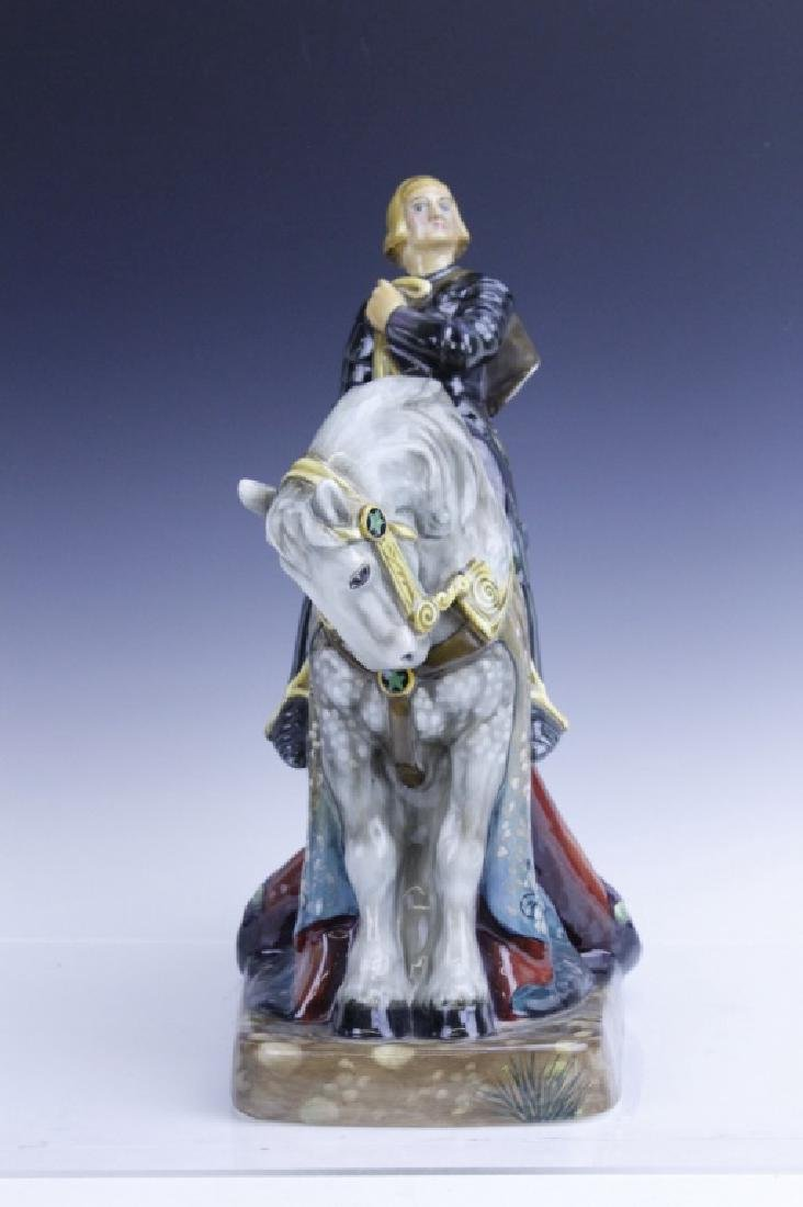 Large Royal Doulton ST GEORGE HN2067 Figurine - 4