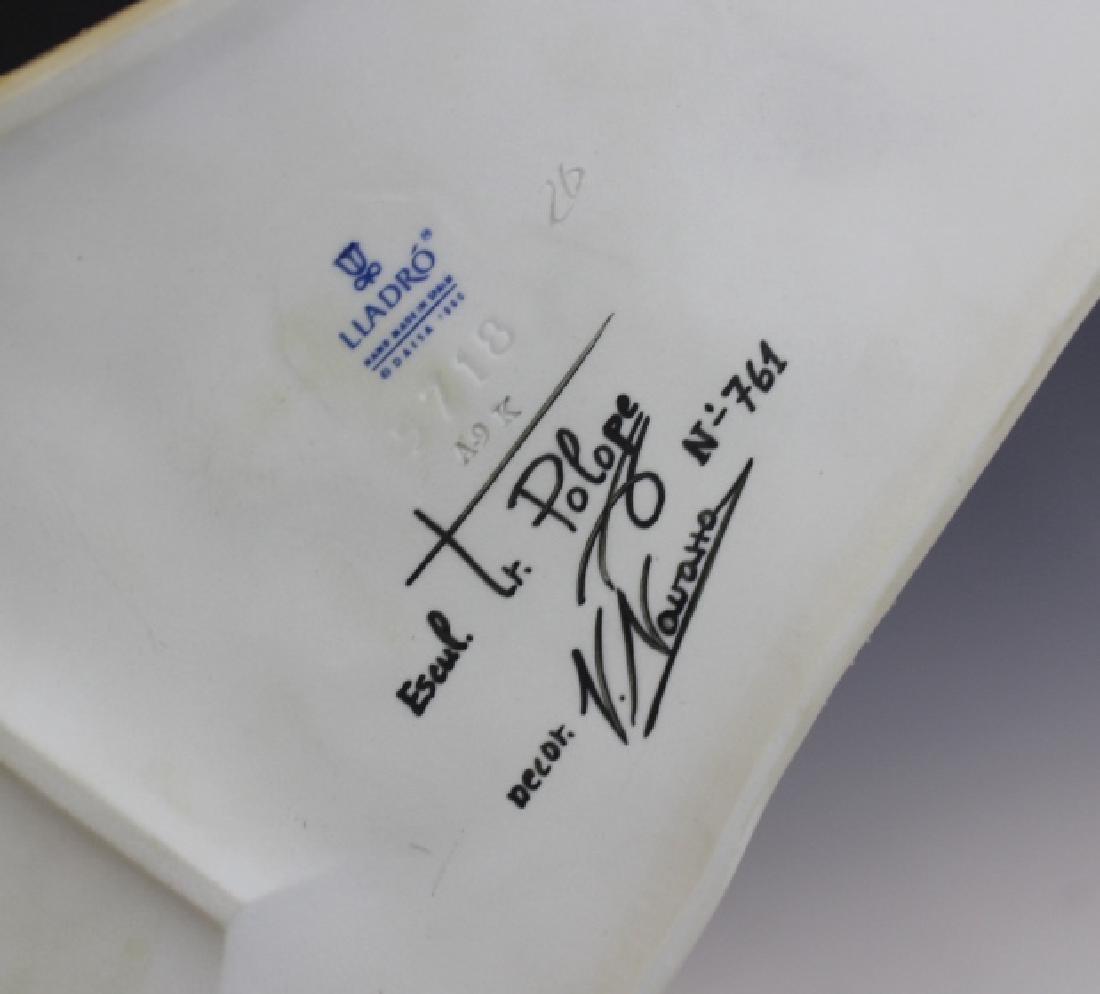 Lladro Spain Ride In The Park 5718 L/E Figurine - 8