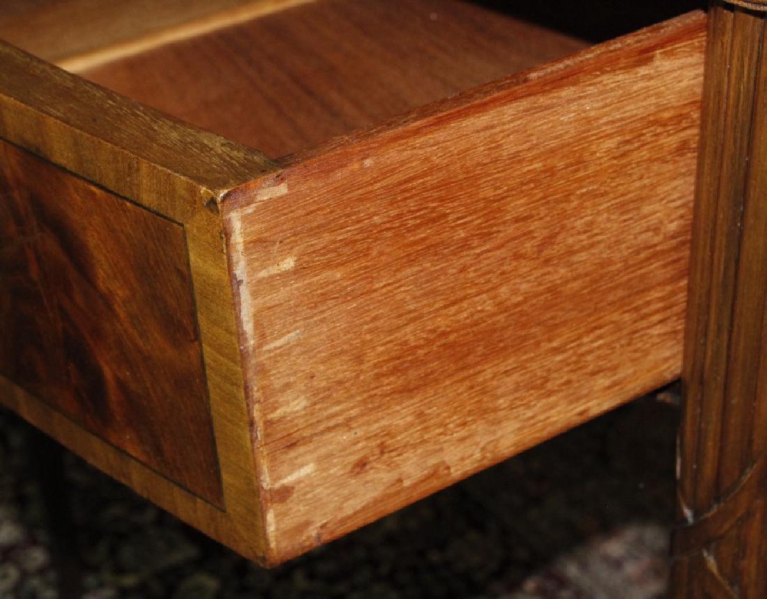 English Custom Mahogany Sheraton Style Sideboard - 5
