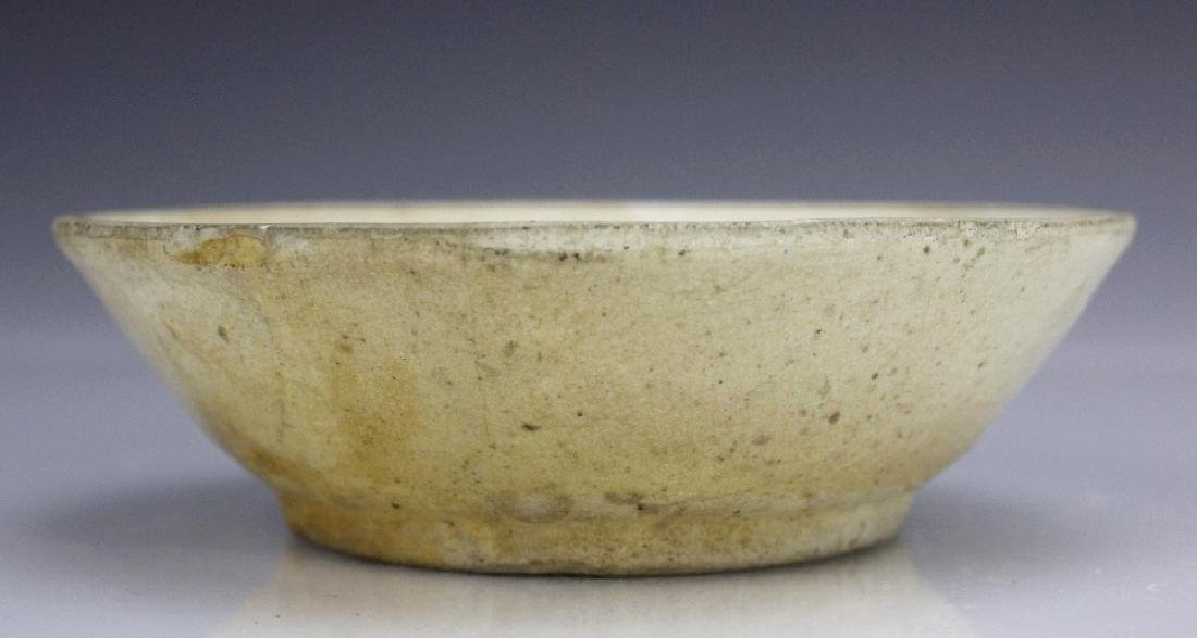 Chinese Sung Dynasty Cream Wear Pottery Bowl - 2
