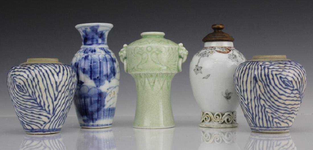 Mixed Lot of Japanese Chinese Export Porcelain - 2