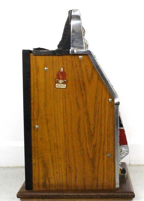 Mills Novelty Co War Eagle Quarter Slot Machine c. 1931 - 8