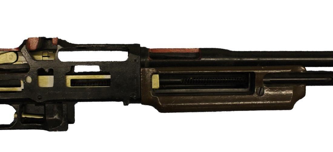 "HUGE 95"" B.A.R. Browning Automatic Cutaway Gun Rifle - 3"