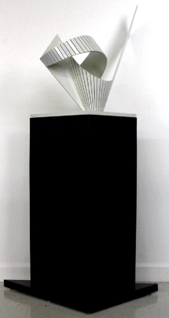 Mid Century Mod Abstract Modernist Geometric Sculpture