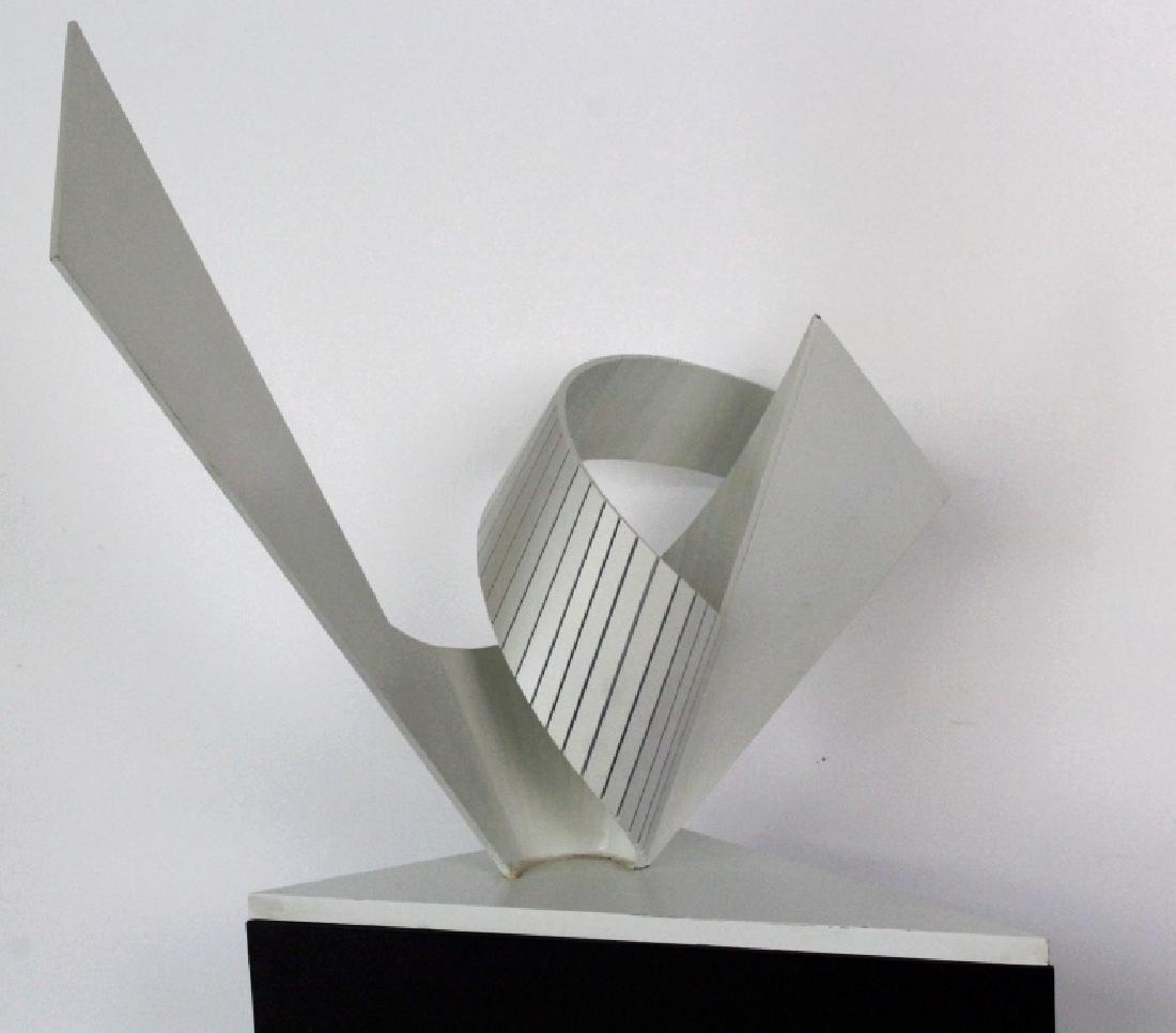 Mid Century Mod Abstract Modernist Geometric Sculpture - 4