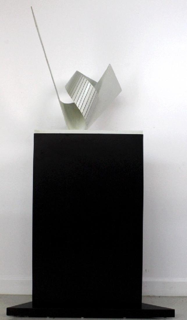 Mid Century Mod Abstract Modernist Geometric Sculpture - 5