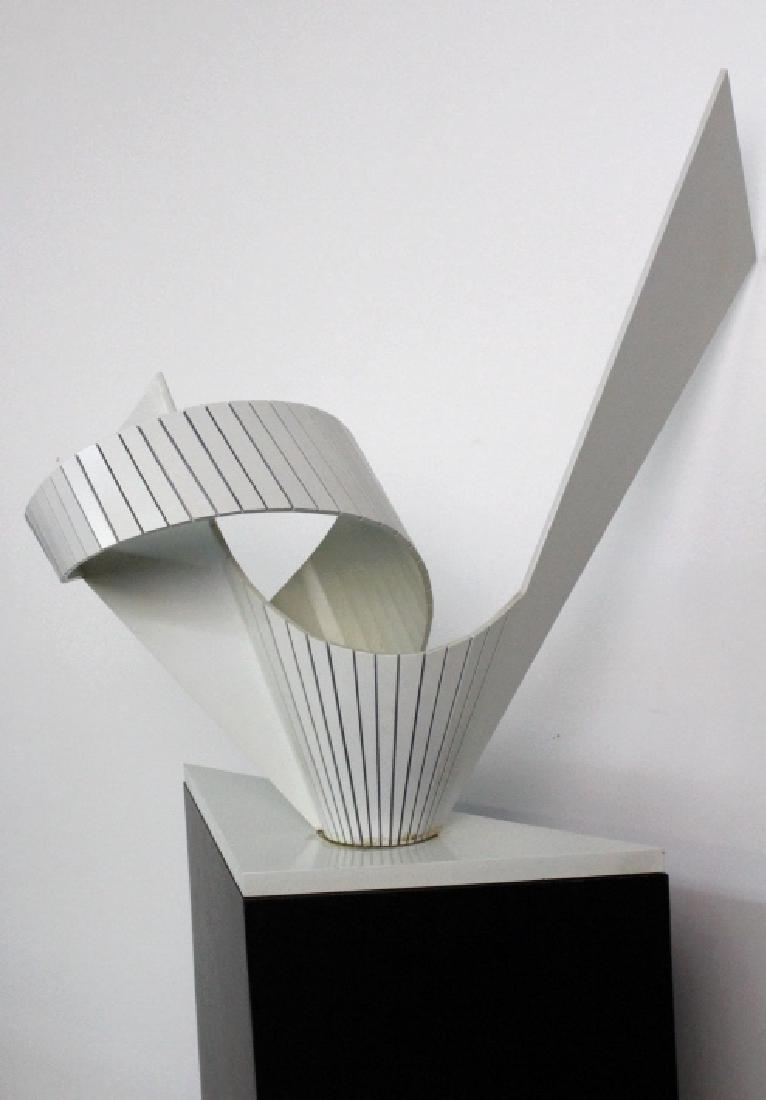 Mid Century Mod Abstract Modernist Geometric Sculpture - 6