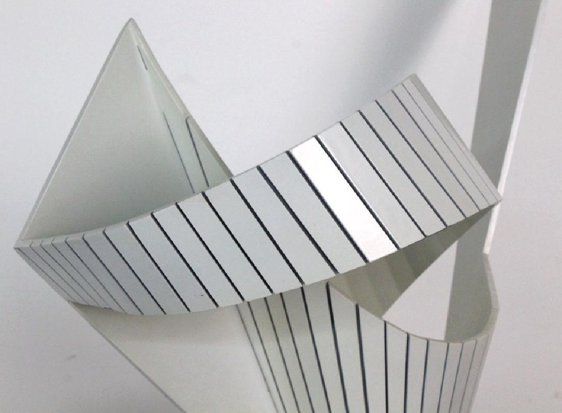Mid Century Mod Abstract Modernist Geometric Sculpture - 7