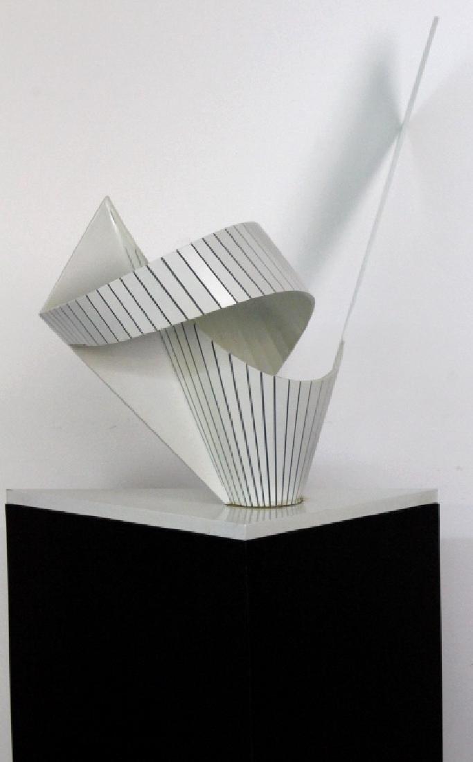 Mid Century Mod Abstract Modernist Geometric Sculpture - 8