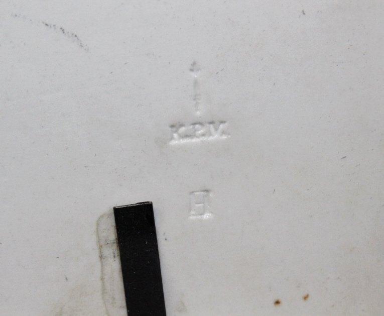 Large KPM Porcelain Plaque after Murillo - 9
