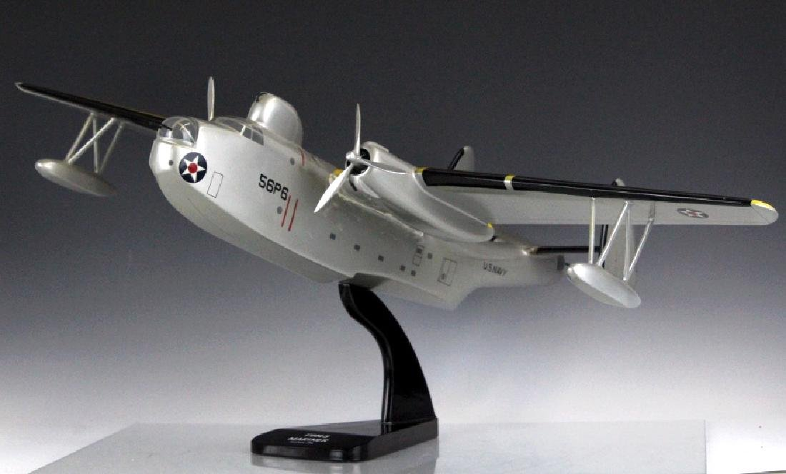 Revel Martin PBM-5 Mariner Navy Aircraft Model