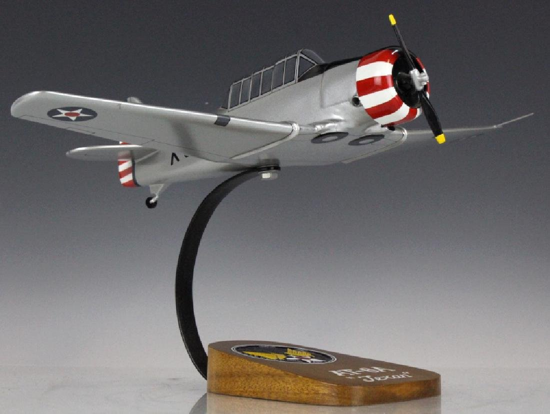 USAF Warbird AT-6A North American Aircraft Model